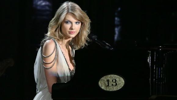 Taylor Swift recibirá premio a la excelencia en los AMAS
