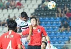 México venció 1-0 a Corea del Sur y clasificó a la semifinal del Mundial Sub 17 2019