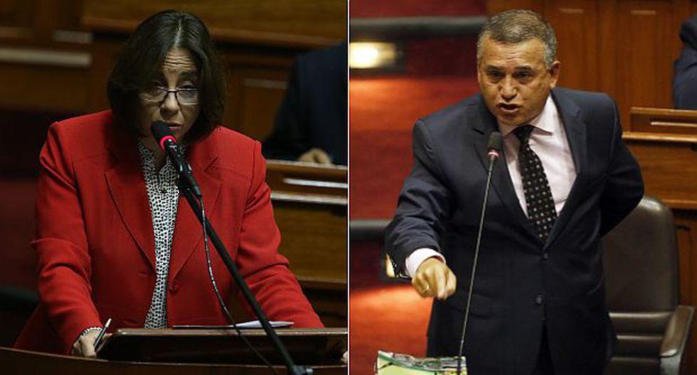 Ministros De Habich y Urresti serán interpelados en el Congreso