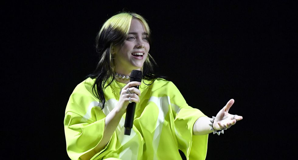 "Billie Eilish expandió su popularidad con el hit ""Bad guy"". (Foto: Agencia)"