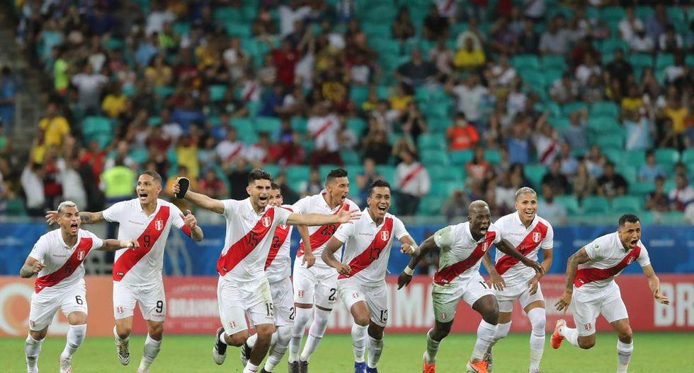 La selección peruana se quedó con el segundo lugar de la Copa América. (Foto: FPF)