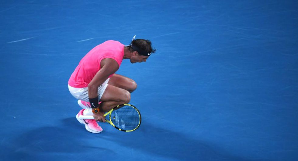 Nadal cayó frente a Thiem, quedó fuera del Australian Open 2020 y dejó el número 1 del ranking ATP servido a Djokovic   Foto: Agencias