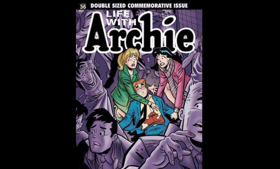 Archie morirá en el cómic para salvar a un amigo - 1