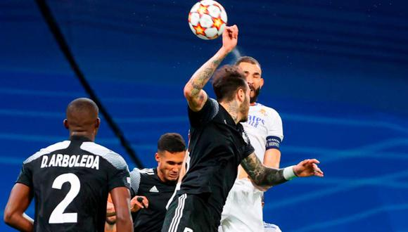Sheriff sorprendió al Real Madrid y le ganó 2-1 en el Bernabéu | Foto: EFE