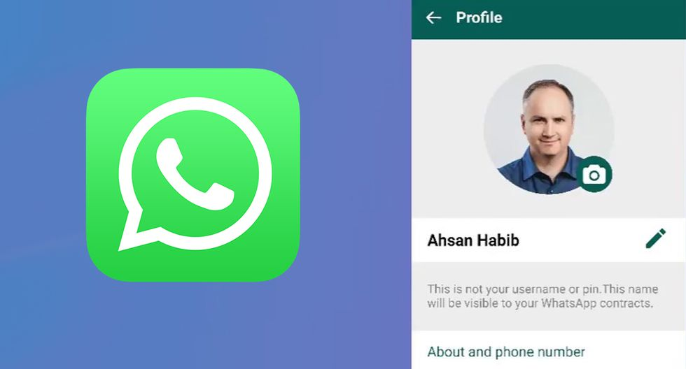 ¿Sabes cuántas personas ven tu foto de perfil sin que la autorices? Utiliza este sencillo truco de WhatsApp. (Foto: WhatsApp)