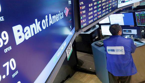Bank of America pagará multa de US$16.650 mlls a Estados Unidos
