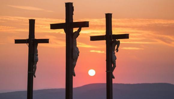 Dentro de la tradición cristiana, Jesús murió crucificado. (Foto: Getty Images, vía BBC Mundo).