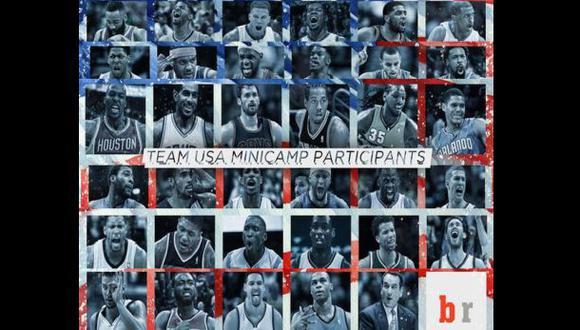 Río 2016: Estados Unidos prepara equipazo con Curry y LeBron