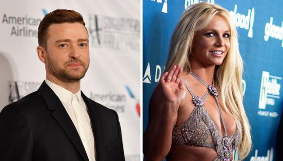 Justin Timberlake y Britney Spears estuvieron juntos en 1999 y fue una de las relaciones más polémicas de la música. (Foto: Angela Weiss / Valerie Macon)