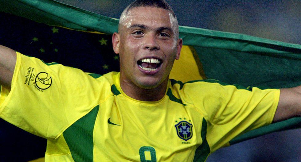Ronaldo (Brasil). (Foto: AFP)