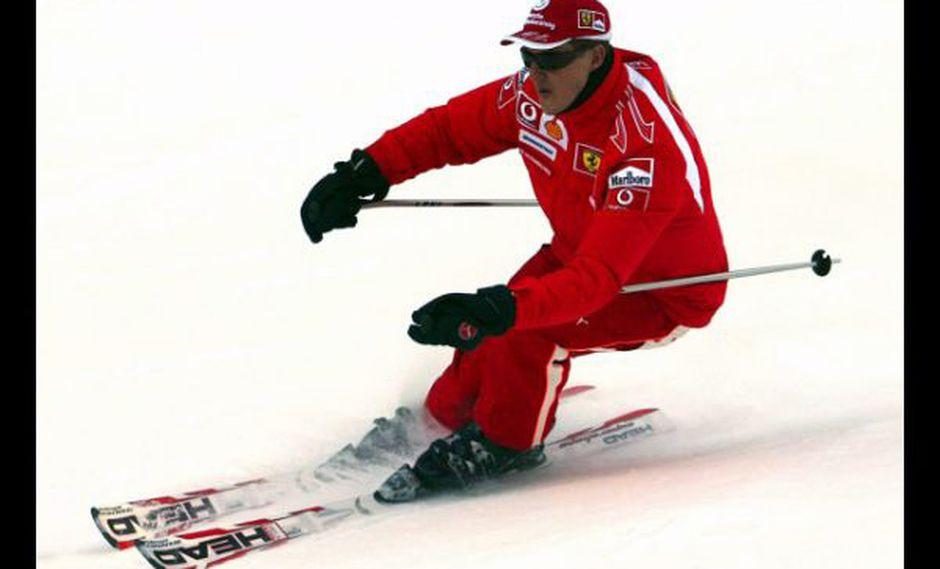 Michael Schumacher: Persisten las dudas sobre el motivo de su accidente