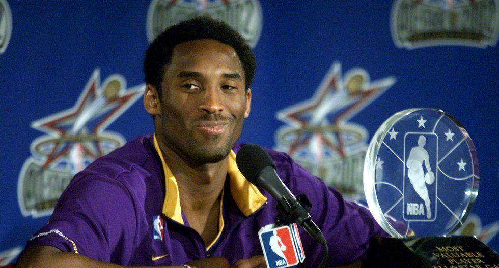 Adam Silver introdujo el Trofeo MVP Kobe Bryant | Foto: Reuters