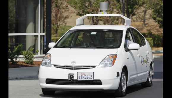 Reino Unido prepara el camino para los coches autónomos