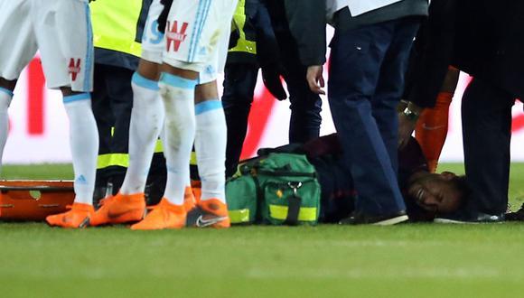 Instagram: Neymar y la primera imagen de su tobillo tras terrible lesión. (Foto: Instagram)