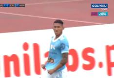 Sporting Cristal vs. Cusco FC: Christofer Gonzales marcó de penal para poner el 2-1 | VIDEO