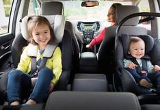 Detalles que debes tener en cuenta al comprar una silla de auto para tu hijo