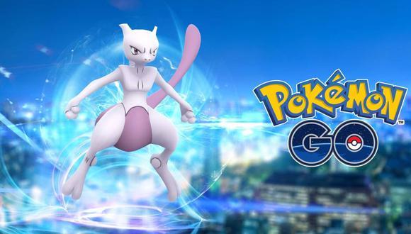 Excluyendo la llegada de las criaturas de la quinta generación, la incursión de Mewtwo era el tercer gran evento de Pokémon Go en septiembre. (Foto: Niantic)