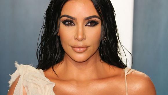 La estrella Kim Kardashian estrenará un exclusivo Podcast para Spotify, así lo afirmó el diario Wall Street Journal. (AFP).