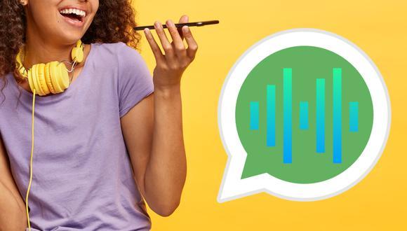 ¿Quieres añadir efecto a tus notas de voz en WhatsApp? con este sencillo truco podrás hacerlo (Foto: FreePik / Wayhomestudio / Mag)