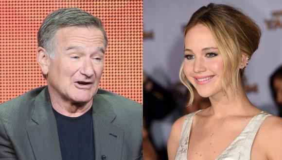 Jennifer Lawrence y Robin Williams son los más buscados el 2014