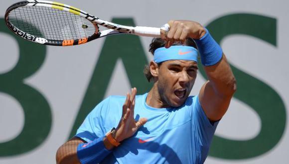 Nadal ganó sin problemas a Kuznetsov y avanzó en Roland Garros