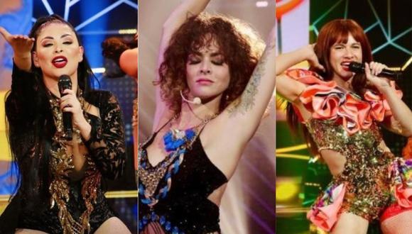"""""""El artista del año"""": Estos son los 6 famosos que pasaron a la gran final. (Foto: Instagram)"""