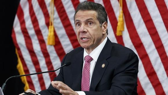 El gobernador de Nueva York, Andrew Cuomo. (EFE/Justin Lane/Archivo).