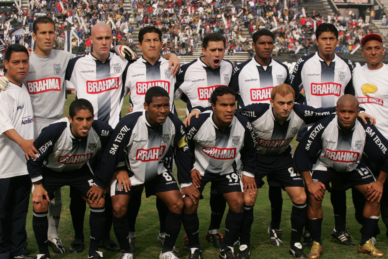 Alianza Lima vio frustrado el tricampeonato en 2005. Foto: Germán Falcón.