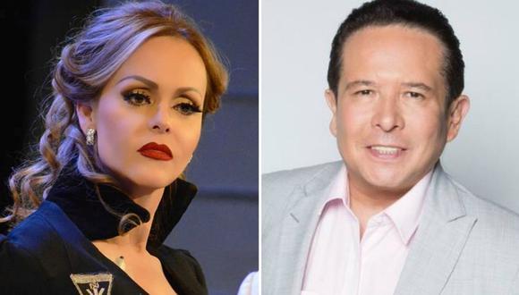 El periodista confirmó que había ganado por tercera vez la demanda y que esta vez, la actriz, debería pagar por los gatos del juicio (Foto: Tv Azteca / Instagram)