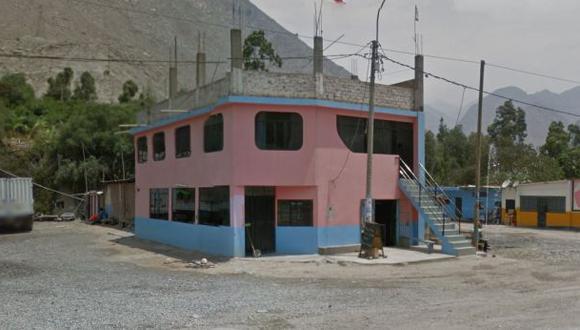 Río Rímac: así lucía la casa que se derrumbó en Huarochirí