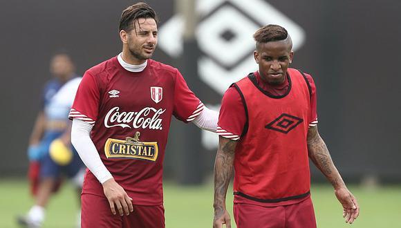 Claudio y Jefferson tuvieron una gran relación en la selección peruana. (Foto: GEC)