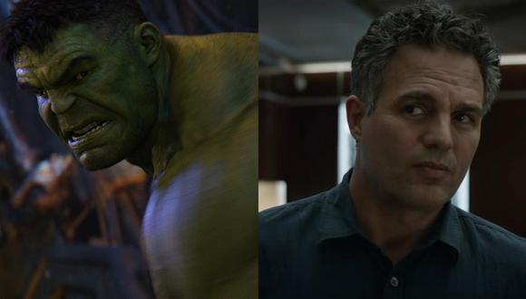 Mark Ruffalo es conocido por interpretar a Bruce Banner (Hulk) en las películas del universo cinematográfico de Marvel. (Foto: El Comercio).