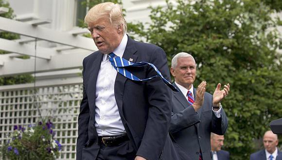 """""""Los primeros 100 días de Donald Trump"""", por José Larrabure"""