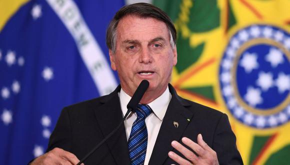 Brasil es el tercer país más golpeado por la pandemia del mundo en cuanto a casos y el segundo en cuanto a fallecidos. (AFP / EVARISTO SA)