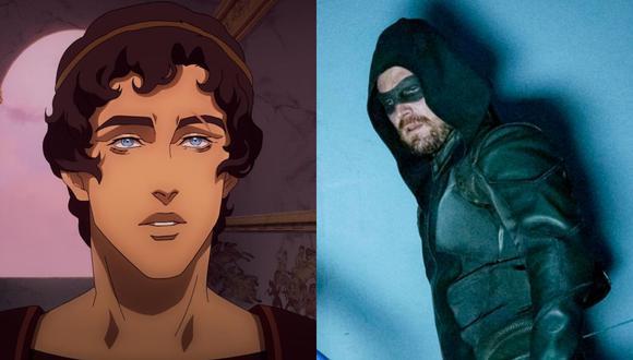 La temporada final de Arrow  y el anime Sangre de Zeus son los estrenos de este martes (Foto: Netflix)