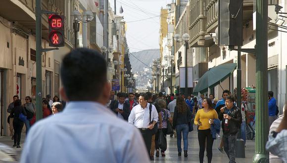 El índice máximo UV en Lima alcanzará el nivel 15 este sábado, advirtió el Senamhi. (Foto: GEC)