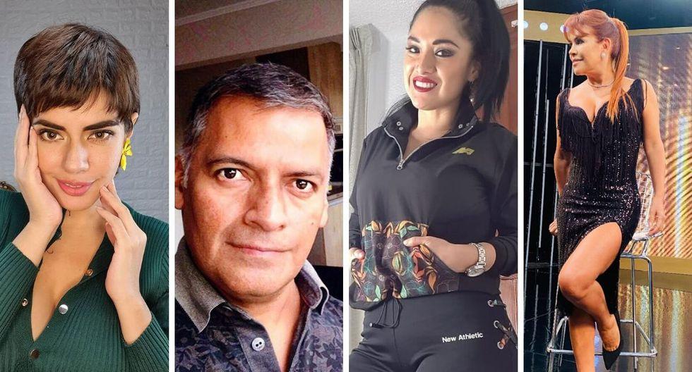 Muchos de ellos de los famosos peruanos confesaron que tuvieron coronavirus en sus redes sociales. (@panfipanfi / @poldgastelo / @katyjara / @magalymedinav)