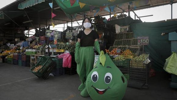 Tras la viralización de su video, Rubí  alcanzó la fama en plena pandemia. (Foto: Leandro Britto)