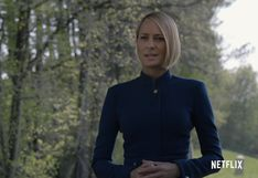 """House of Cards"" confirma el fatídico final de Frank Underwood en nuevo avance"