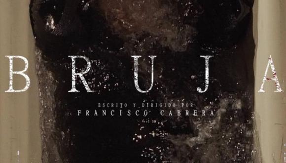 La película 'Bruja' podrá ser vista a través de la plataforma Joinnus. (Foto: @francisco_cabrerad)