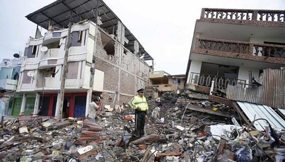 El terremoto de Chincha y Pisco en el 2007 fue un sismo registrado el 15 de agosto de 2007 a las 23:40:57 UTC. (Foto: El Comercio)
