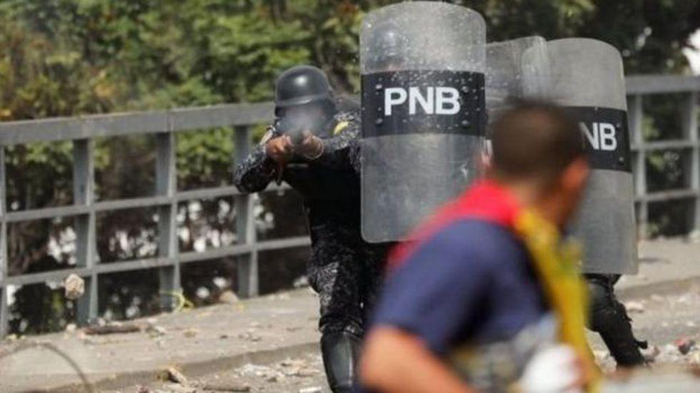 Naciones Unidas cifró en 26 el número de muertos durante las protestas a finales de enero en Venezuela, supuestamente a manos de fuerzas de seguridad o grupos armados afines al gobierno.