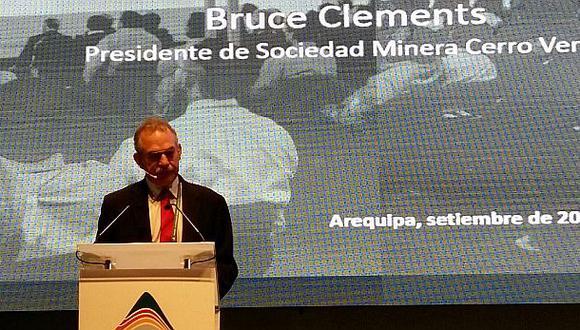 Ampliación del proyecto minero Cerro Verde tiene avance de 96%