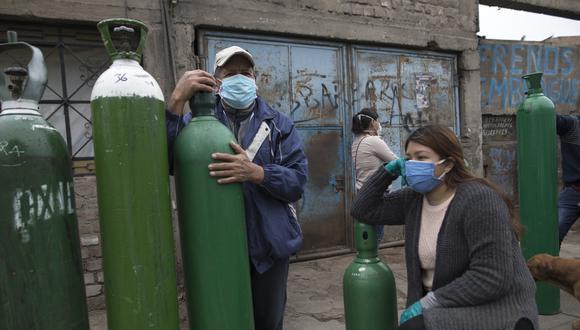 Ejecutivo aprueba el plan de abastecimiento de oxígeno medicinal para los establecimientos de salud, dentro del plazo de siete días calendario. (Foto: Anthony Niño de Guzman/GEC)