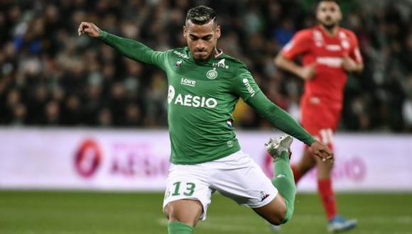 Miguel Trauco podría jugar la final de la Copa de Francia ante el PSG. (Foto: AFP)