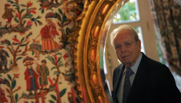 El ex secretario general de las Naciones Unidas Javier Pérez de Cuéllar falleció este miércoles, a los 100 años, en Lima. (Foto: Perú21).