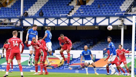 Everton continúa invicto en la presente temporada de la Premier League y es uno de los líderes del torneo   @Everton