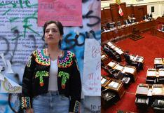 """""""Violeta y los reptilianos"""": una soñadora postula al Congreso ¿Qué es lo peor que puede pasar?   CRÍTICA"""