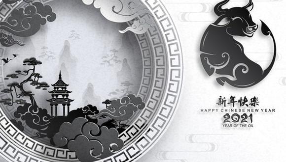 Para este 2021, el día central del Año Nuevo Chino será el viernes 12 de febrero, fecha en la que comenzará el año del Buey de Metal. (Foto: Freepik)