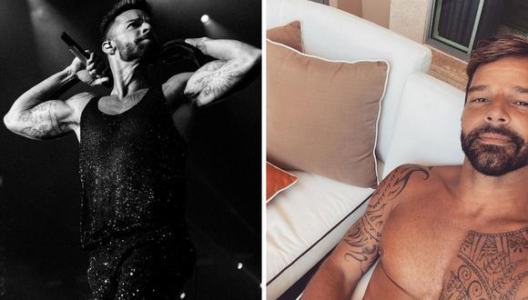 El cantante Ricky Martin habló sobre su estado en el país norteamericano. (@ricky_martin).
